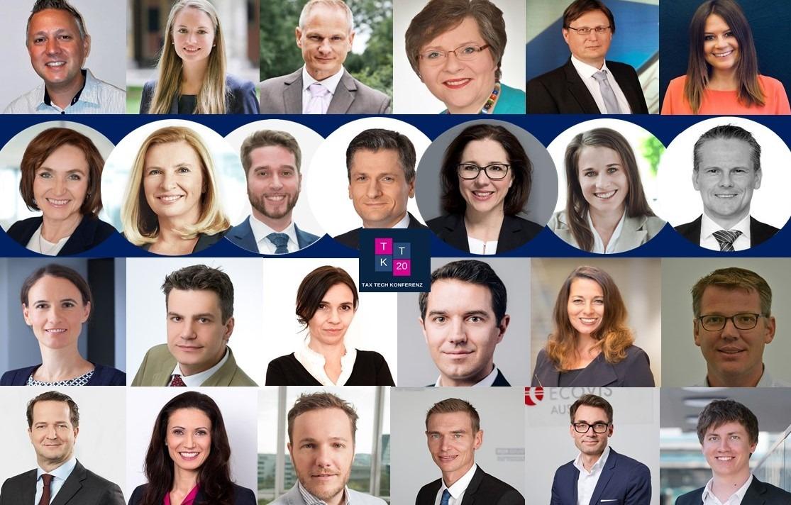 Volles Haus und viel Interesse mit mehr als 450 Zuschauern bei der Konferenz zur Digitalisierung der Steuerbranche im Hotel Park Hyatt Wien. 14.10.2020