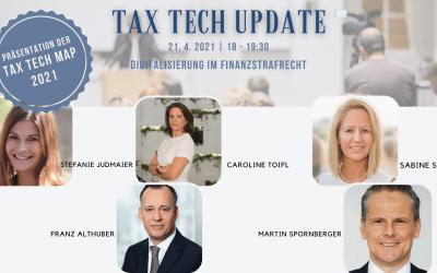 TaxTech Update am 21.04